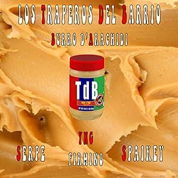 Burro D'Arachidi (feat. G TUNE & SPAIK LEE)