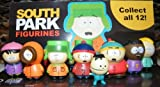 South Park Mini Figure Set of 12 with Butters, Ike, Wendy Etc and Collectible Sticker
