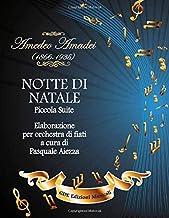 NOTTE DI NATALE: Piccola Suite (Musica per banda e Orchestra di Fiati) (Italian Edition)
