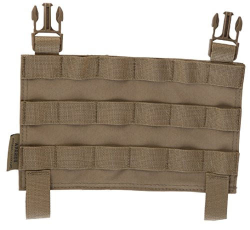 Recon Plate Carrier Molle Front Panel, Coyote