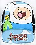Adventure Time Mochila, diseño de Hora de aventuras con Finn y Jake
