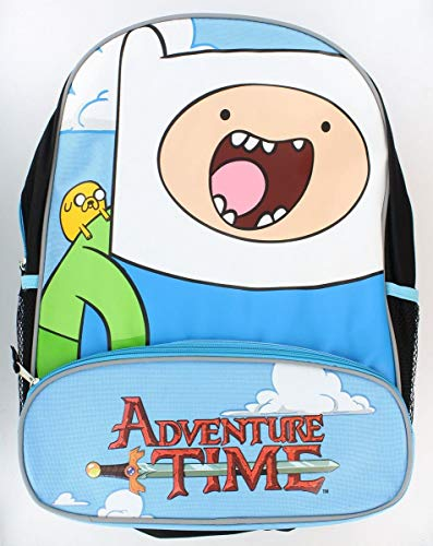 Adventure Time Mochila  diseño de Hora de aventuras con Finn y Jake
