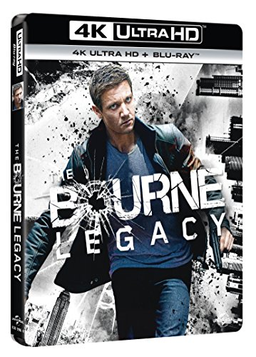 Bourne Legacy (4K Ultra HD + Blu-Ray) [Blu-ray]