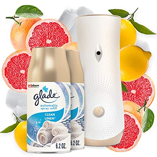 Glade Automatic Air Freshener Spray Holder Pack of 1 Now $3.21 (Was $6.00)