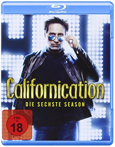 Californication - Season 6 [Blu-ray]