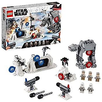 LEGO Star Wars  The Empire Strikes Back Action Battle Echo Base Defense 75241 Building Kit  504 Pieces