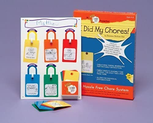 I Did My Chores (Monkey) by Bright Products
