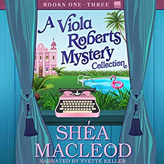 A Viola Roberts Cozy Mystery Collection: Box Set One - Three                   By:                                                                                                                                 Shéa MacLeod                               Narrated by:                                                                                                                                 Yvette Keller                      Length: 10 hrs and 40 mins     Not rated yet     Overall 0.0