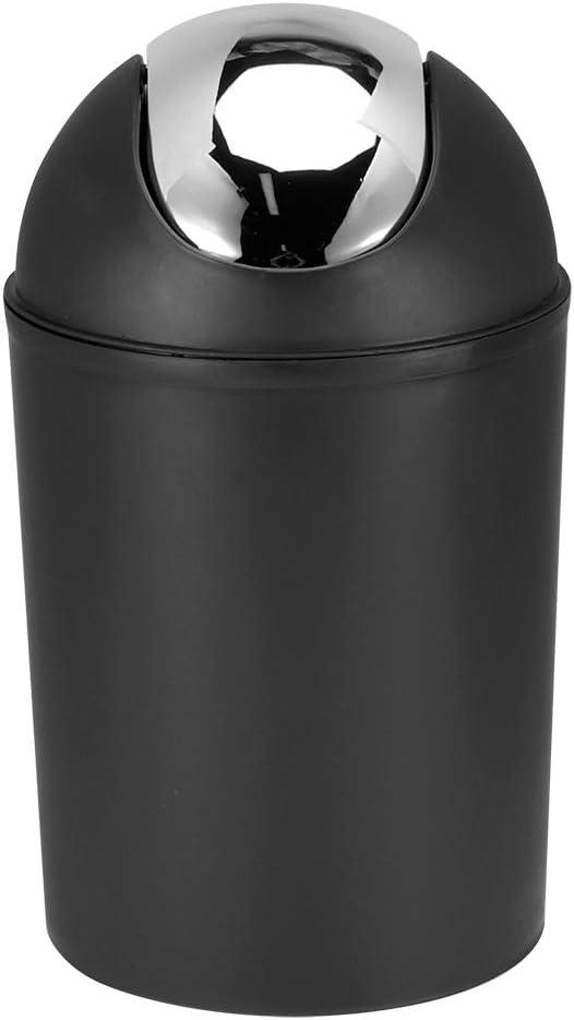 CHADOUsm Mini Cheap Max 48% OFF super special price Desktop Trash Plastic Can Nordic