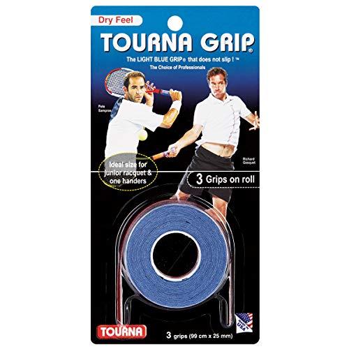 TOURNA Grip - Nastro per impugnature Racchette, 3 pz