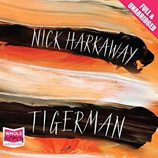 Tigerman audiobook cover art