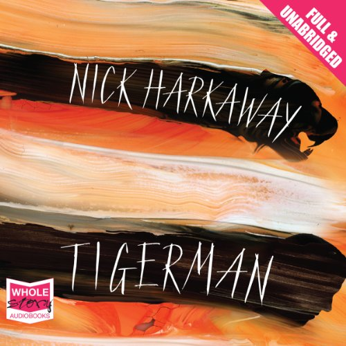 Tigerman audiobook cover art