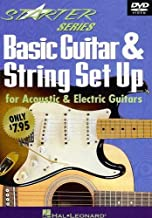 Starter Series: Basic Guitar & String Set Up for Acoustic & Electric Guitars