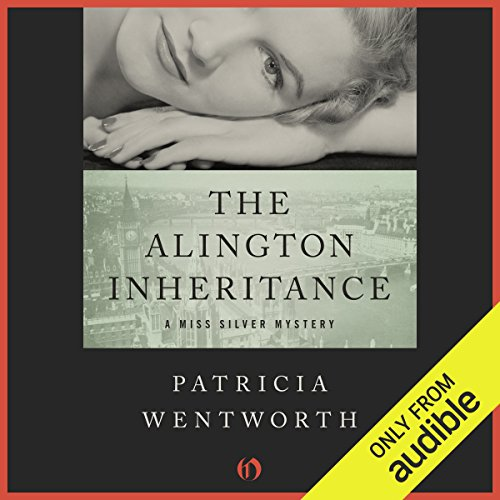 The Alington Inheritance audiobook cover art