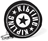 KiplingMarguerite NcMujerCarterasNegro (Lively Black)10.5x10.5x1.5 Centimeters (B x H x T)