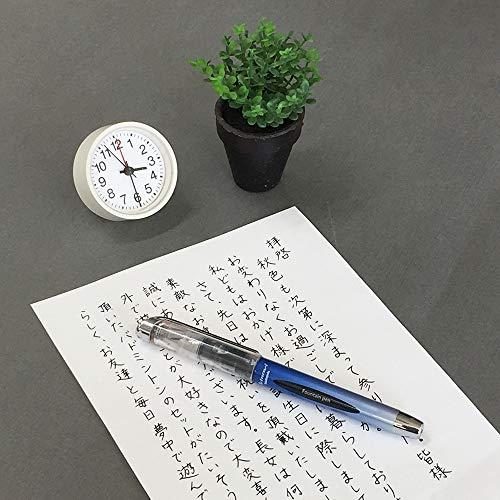 ナカバヤシe・万年筆中字ブラックLMP-01D-1P