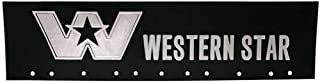 western star truck mud flaps
