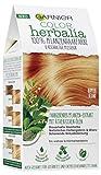Garnier Color Herbalia, 100% Pflanzenhaarfarbe mit Henna, Indigo, Cassia, vegan, ätherische Öle,...