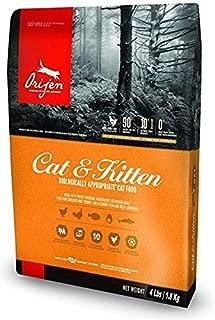 Orijen Dry Cat Kitten Food 4 Pound Bag, (Fast Delivery) Just Jak's Pet Market