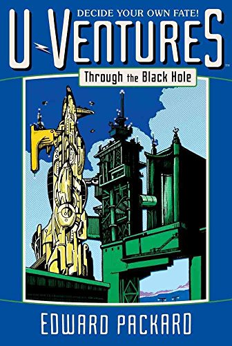 [(Through the Black Hole)] [By (author) Edward Packard ] published on (August, 2012)