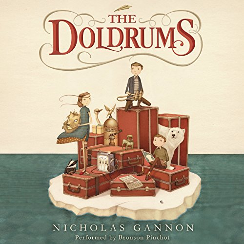 The Doldrums audiobook cover art
