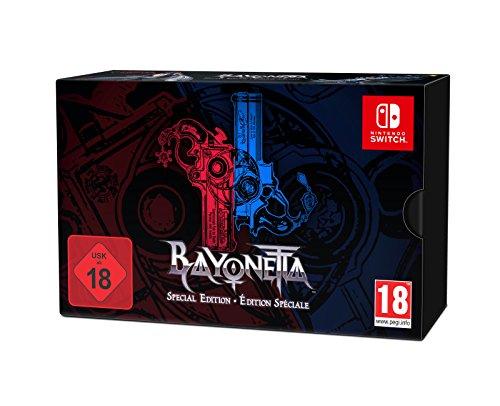 Bayonetta 2 + Bayonetta (code DL) - Limited Special Edition- Nintendo Switch