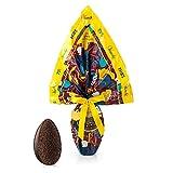 Regalo Pasqua - Uovo di Cioccolato Fondente Cuor di Cacao...