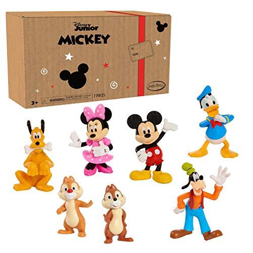 Mickey Mouse 7-Piece Figure Set - Amazon Exclusive