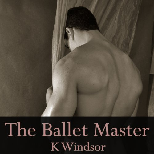 The Ballet Master audiobook cover art