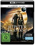 Jupiter Ascending  (4K Ultra HD + 2D-Blu-ray) (2-Disc Version)  [Blu-ray]
