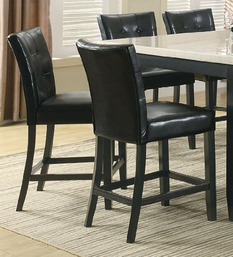 Outstanding Check Price Set Of 2 24Quoth Counter Height Stools Tufted Forskolin Free Trial Chair Design Images Forskolin Free Trialorg