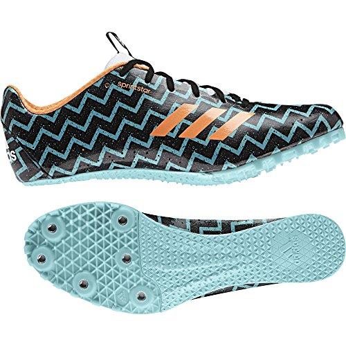 adidas adidas Sprintstar Women's Laufen Spitzen, Schwarz (Black), 43 1/3 EU