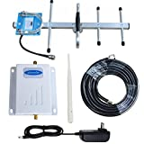 Cell Phone Signal Booster Verizon 4G LTE Cell Signal Booster Verizon Band13 700Mhz Verizon Cell Phone Booster Repeater Verizon Cell Phone Signal Amplifier Boost Voice+Data with Antennas Kit for Home