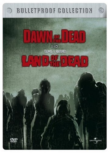 Dawn of the Dead / Land of the Dead [Director's Cut] [2 DVDs]