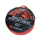 Voilamart Heavy Duty 3000AMP 6M Car Battery Jump Leads Booster Cables Jumper Cable