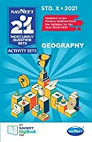 Navneet 21 Most Likely Question Sets - Geography | Standard 10 | SSC | English Medium | Maharashtra State Board |