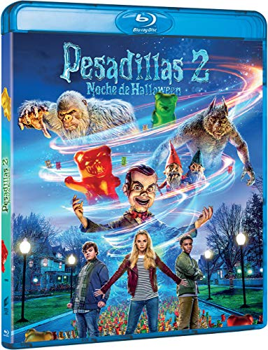 Pesadillas 2: Noche De Halloween [Blu-ray]