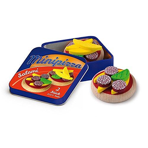 Erzi Mini-Pizzen in der Dose