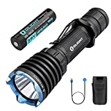 OLIGHT Warrior X Lampe Torche Rechargeable Tactique 2000 Lumens 560 M Chargement...