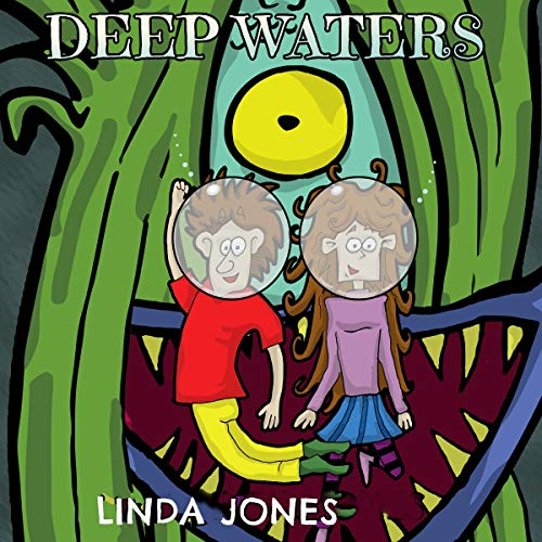 Deep Waters  By  cover art