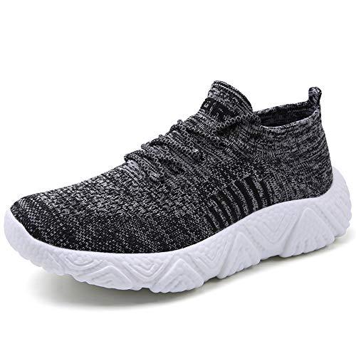 BOTEMAN Zapatillas de Deporte Hombres Transpirables Running Zapatos para Correr y Asfalto Aire Libre y Deportes Calzado Gimnasio Sneakers