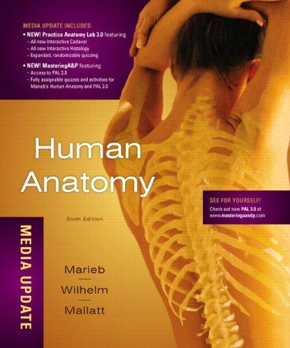 Human Anatomy / A Brief Atlas of the Human Body /...