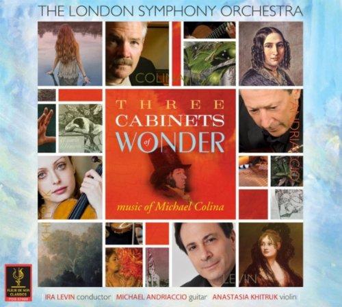 Violin Concerto, '3 Cabinets of Wonder': II. Buddha's Assassin