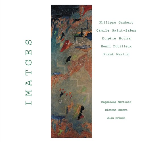 Saint-Saëns: Romanza per flauta i piano, Op. 37