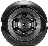 Sans Fil Mini Caméra IP Caméra de Sécurité Vision Nocturne HD 1080P pour Maison Extérieur Sports