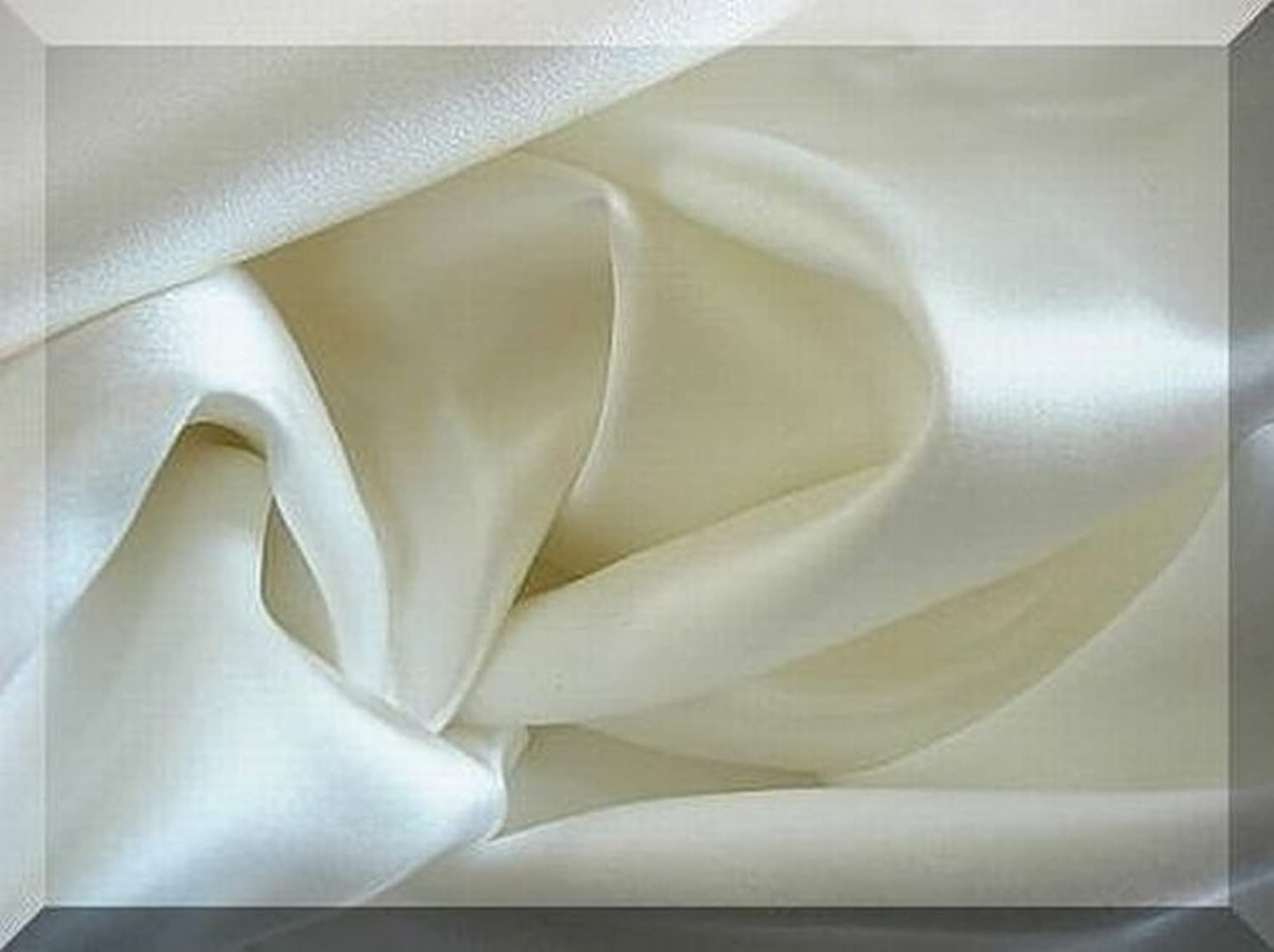 Set of 2 White Luxury 100% Silk Pillowcase for Hair & Facial Beauty King