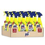 Smac Express Sgrassatore Cucina New al Limone, Detergente Spray Multisuperficie con Azione Sgrassante e Tecnologia Zero Aloni, 650 ml x 12 Pezzi