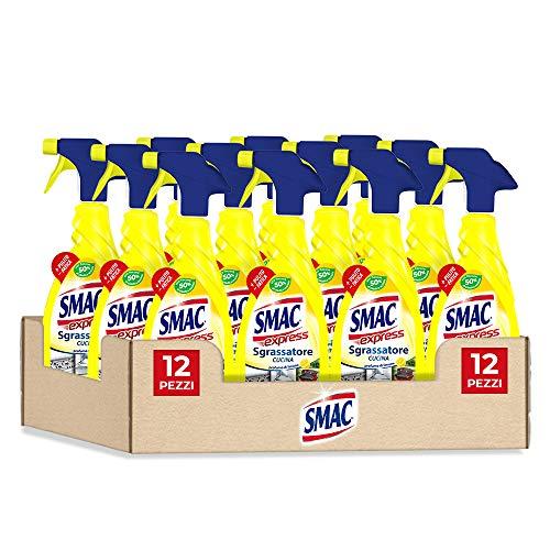 Smac Express Sgrassatore Cucina New al Limone,...