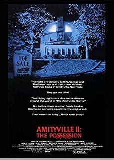 SAVA 146837 Amityville 2 The Possession Decor Wall 16x12 Poster Print
