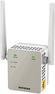 comprar comparacion Netgear EX6120 Repetidor de red WiFi extensor amplificador de cobertura AC1200, doble banda, puerto LAN, compatibilidad un...